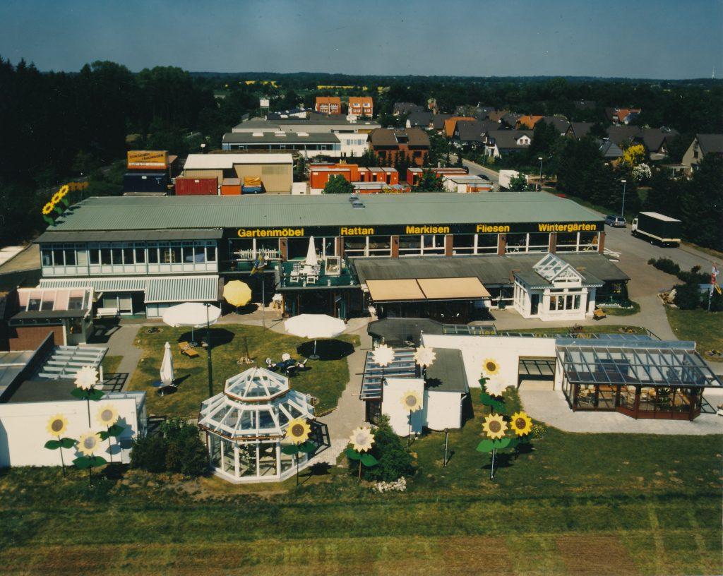 Wintergartenausstellung bei Hamburg 1998 | Geschichte SchulzeBraak