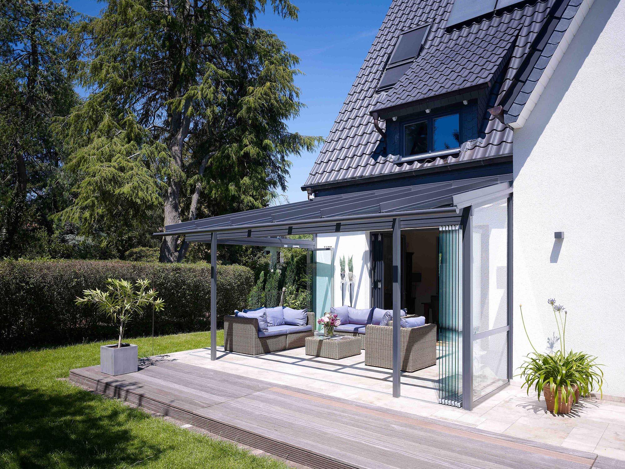 solarlux terrassendach in hamburg schulze braak. Black Bedroom Furniture Sets. Home Design Ideas