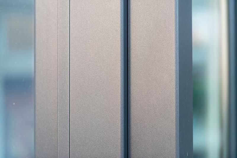 Aluminium bei einem Wintergarten - Detailaufnahme | Ratgeber SchulzeBraak Hamburg