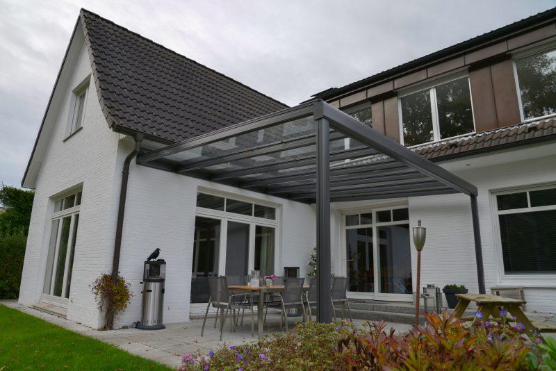 Terrassendach aus dem Material Aluminium vom Hersteller Klaiber | Ratgeber SchulzeBraak