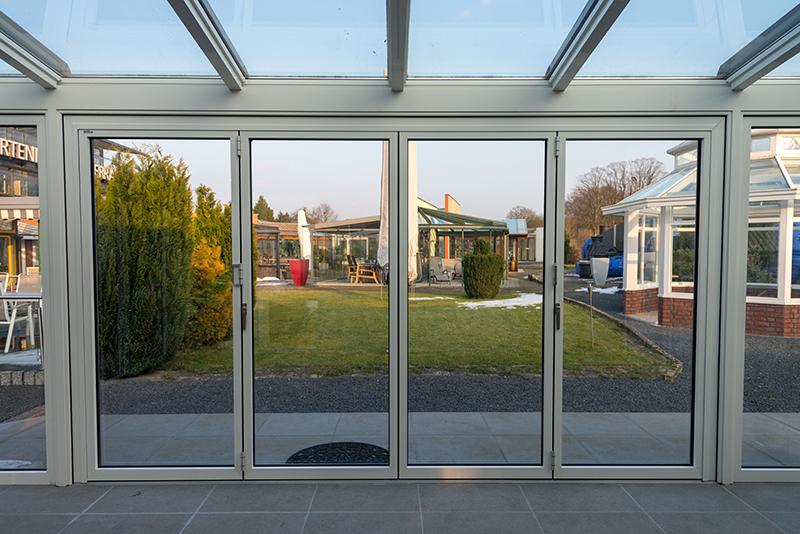 Falttüren Wintergarten öffnungsvarianten für wintergärten ratgeber schulzebraak