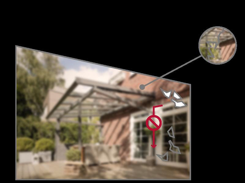 Verglasung eines Wintergartens durch Sicherheitsglas | Ratgeber SchulzeBraak