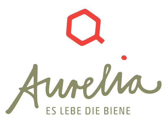 Logo Aurelia - Es lebe die Biene