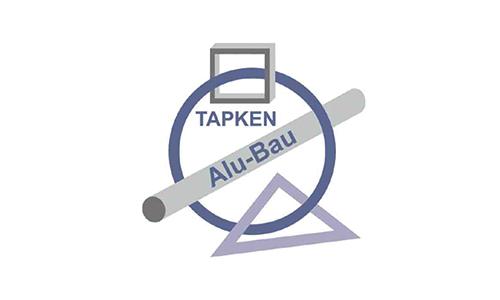 Logo Tapken Alu-Bau
