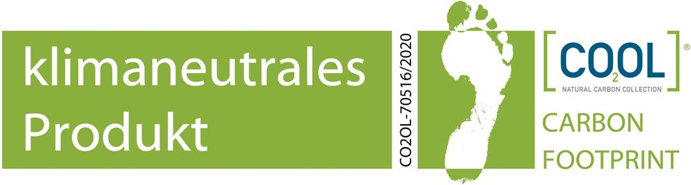 Logo klimaneutrales Produkt - co2ol