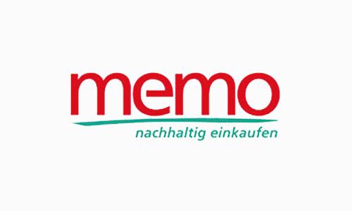 Logo - memo